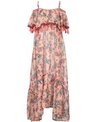 Anjuna - Long Dress - Lyst
