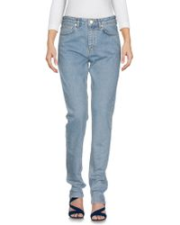 WOOD WOOD - Pantaloni jeans - Lyst