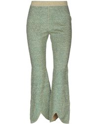 JW Anderson Casual Pants - Green