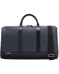 Montblanc Duffel Bags - Black