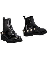 Suecomma Bonnie Ankle Boots - Black
