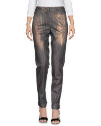 Manila Grace Pantaloni jeans - Nero