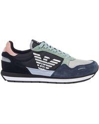 Emporio Armani Sneakers - Schwarz