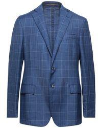 Pal Zileri Suit Jacket - Blue