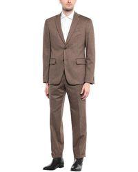 Versace Suit - Brown