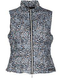 Blugirl Blumarine Synthetic Down Jacket - Blue