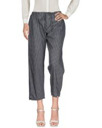B'Sbee 3/4-length Pants - Gray