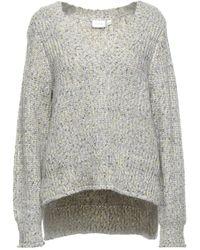 Vila Sweater - Gray