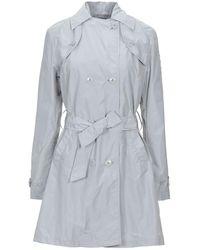 Bomboogie Overcoat - Grey