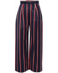 Solace London Pantalones - Azul