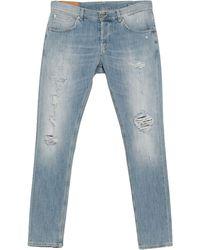 Dondup Denim Trousers - Blue