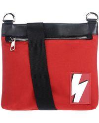 Neil Barrett Cross-body Bag - Red