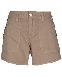 Guess Shorts & Bermuda Shorts - Natural