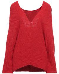 Soallure Pullover - Rot