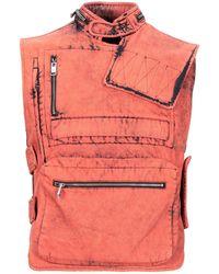 MCM Jacket - Orange