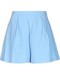 L'Autre Chose Shorts & Bermuda Shorts - Blue