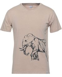 Officina 36 T-shirt - Natural