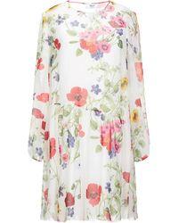Blugirl Blumarine Short Dress - White