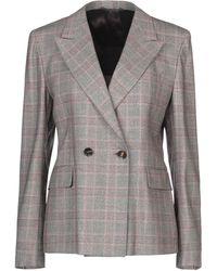Kiton Suit Jacket - Grey