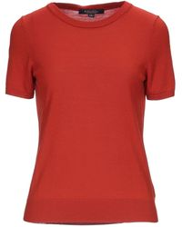 Brooks Brothers Pullover - Rosso