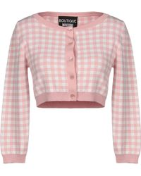 Boutique Moschino Wrap Cardigans - Pink