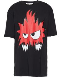 McQ Monster T-shirt - Black