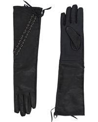 BCBGMAXAZRIA Gloves - Black