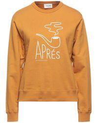 WOOD WOOD Sweatshirt - Orange