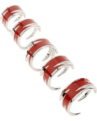 DSquared² Ring - Red