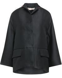 Marni Overcoat - Black