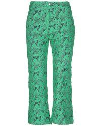Roseanna Casual Trouser - Green