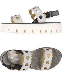 Pollini - Sandals - Lyst