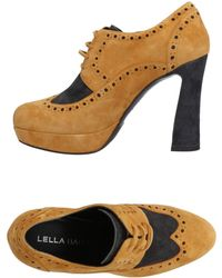 Lella Baldi - Lace-up Shoe - Lyst