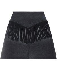 MM6 by Maison Martin Margiela Mini Skirt - Black