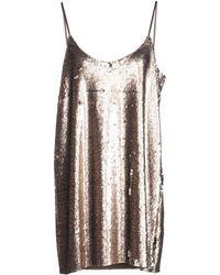 Angela Davis - Short Dresses - Lyst