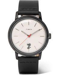 Timex Montre de poignet - Noir