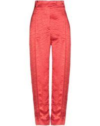 Nina Ricci Pantalon - Rouge