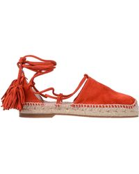 DSquared² Lace-up Espadrilles - Red
