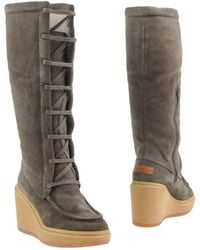 See By Chloé Boots - Grey