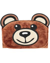 Moschino Wallet - Brown