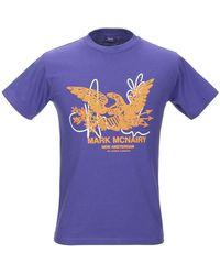 ANWAR CARROTS T-shirt - Purple