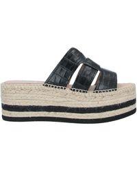Kanna Sandals - Black