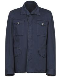 Roda Jacket - Blue