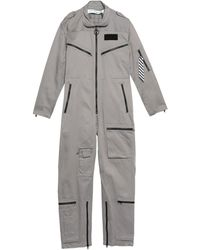 Off-White c/o Virgil Abloh Jumpsuit - Grey
