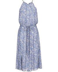 MICHAEL Michael Kors 3/4 Length Dress - Blue