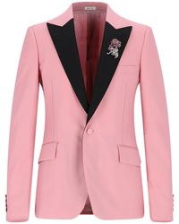 Alexander McQueen Jackett - Pink