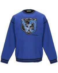 Versace Jeans Pullover - Blau