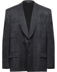 Martine Rose Suit Jacket - Grey