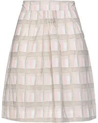 Cruciani Mini Skirt - Multicolour