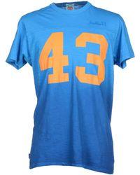 9eea8de9 Champion T-shirt in Blue for Men - Lyst